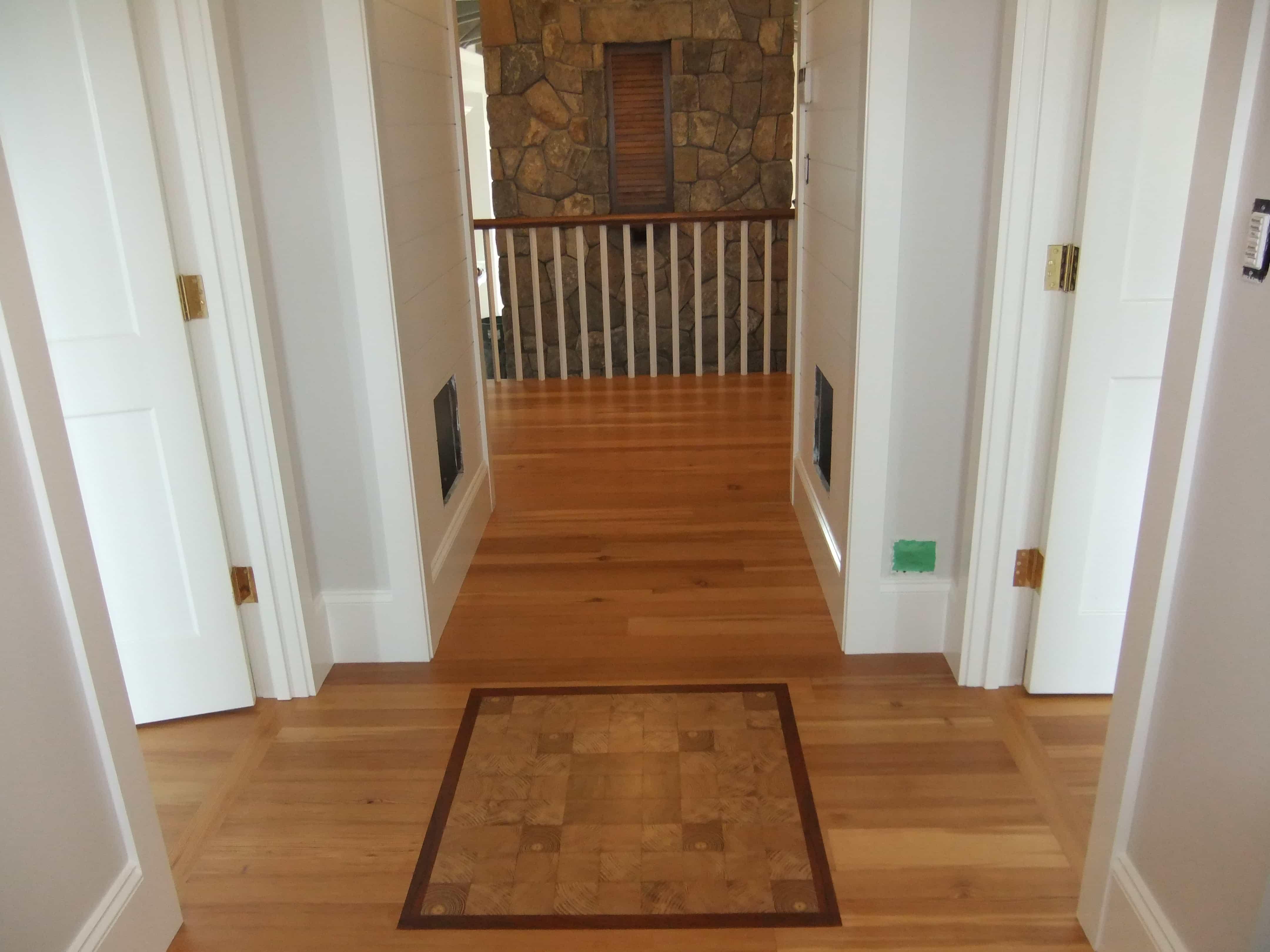 Custom borders and inlays - Krikorian Hardwood Floors